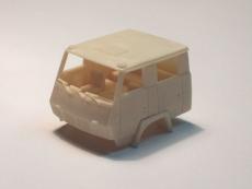 Steyr 91 - Crewcab - Conversion-Kit
