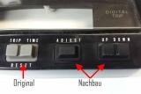 Ersatzabdeckungen für Tripmaster-Schalter