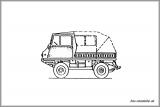 Puch Haflinger 700AP