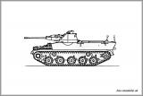 Armored personnel carrier Saurer G1/G2