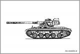 Jagdpanzer - SK105 Kürassier